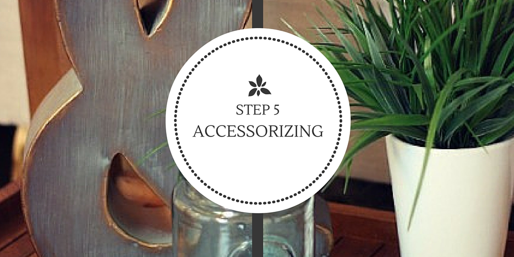 Accessorizing Ideas - fabulous ideas from Jennifer Decorates.com