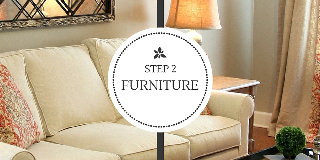Furniture Tips and Advice - 5 Steps to decorating a room. Jennifer Davenport