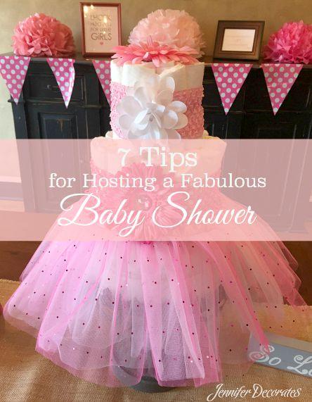 Baby Shower Decorating Ideas Jennifer Decorates