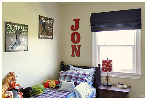 Boy s Wall Decor. Boys Bedroom Ideas to Help You Create a Fun Room For Your Little Guy