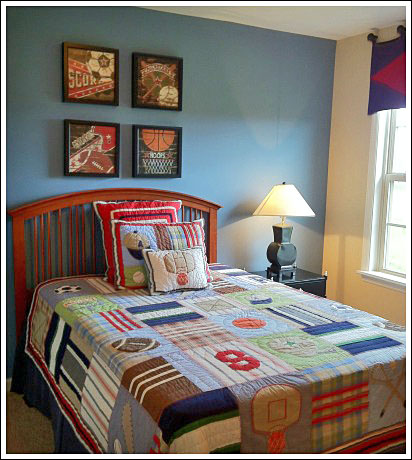 Boys bedroom ideas to help you create a fun room for your for Bedroom ideas boys