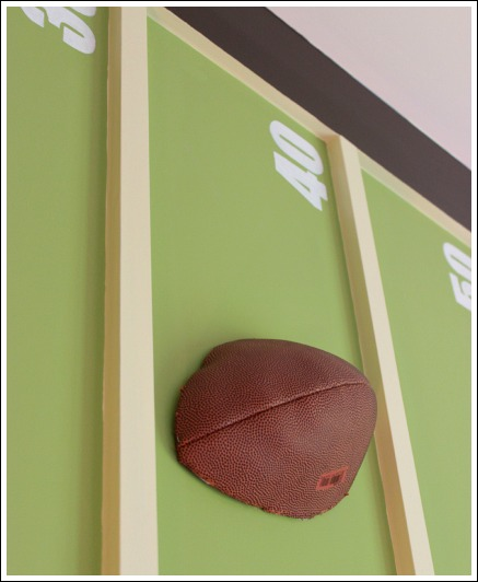 Boy Bedrooms: Sports Themed Bedroom
