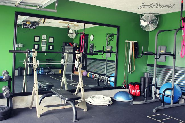 Home gym colors do you have a space available and