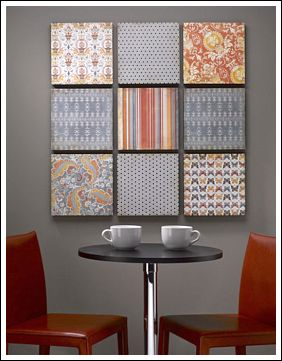Cheap Modern Wall Decor cheap wall decor ideas that don't look cheap!