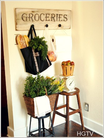 Large Vintage Signs Are One Of My Favorite Kitchen Wall Decor Ideas They Are A Fun And Creative Way To Show Your Personality Architectural Salvage Items