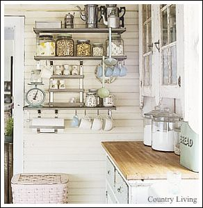 Cottage kitchens ideas cottage home decorating ideas - Pictures of country cottage kitchens ...