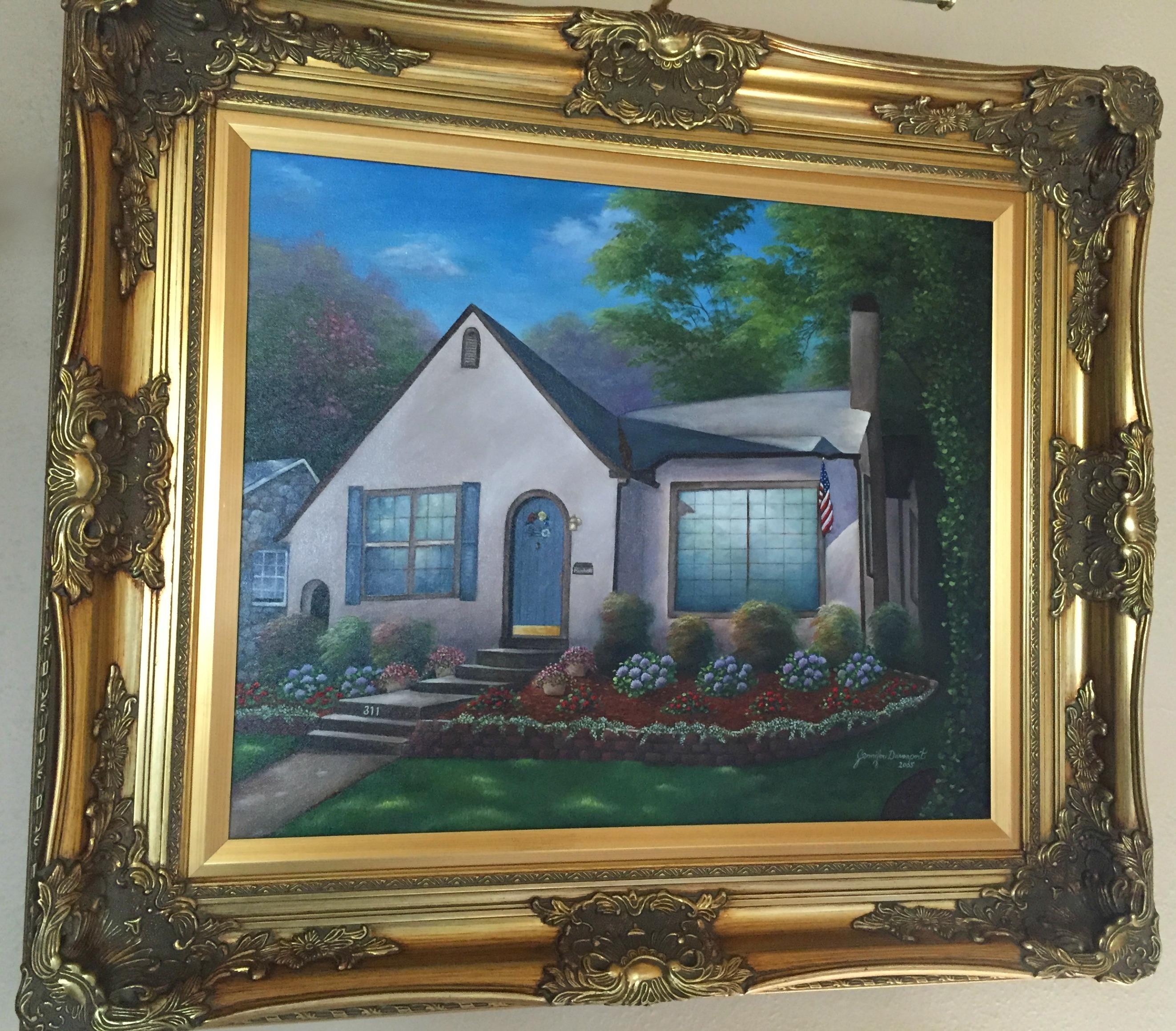Grandma's House from Jennifer Decorates.com