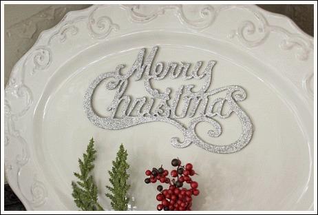 Easy Christmas decorating ideas from Jennifer Decorates.com