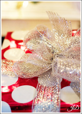 A Pretty Wrapped Package U2013 One Of My Favorite Elegant Christmas Decorating  Ideas