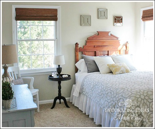 guest bedroom decorating ideas - Small Guest Bedroom Decorating Ideas