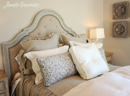headboard ideas  jennifer decorates, Headboard designs