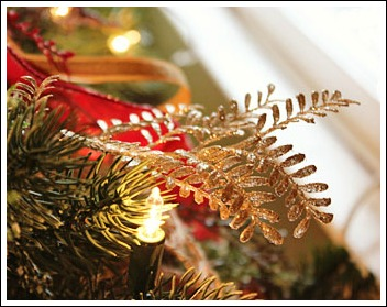 Christmas tree decorating ideas from Jennifer Decorates.com