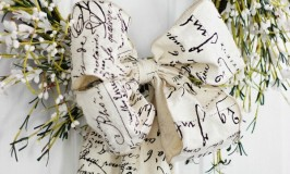how to make a bow by Jenniferdecorates.com