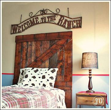 Kid's bedroom decorating ideas from Jennifer Decorates.com