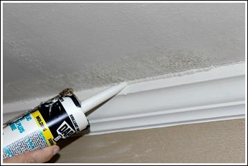 Removing Popcorn Ceiling