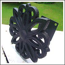 metal drapery hardware