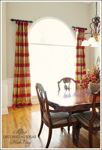 Window Treatment Ideas Archives Page Of Jennifer Decorates - Curtain drapery ideas