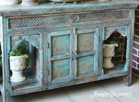 Painted furniture ideas for Painting designs on wood furniture