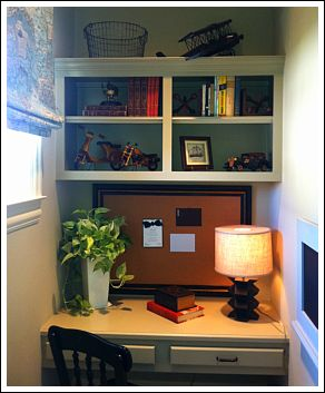 Small space decorating - Workspace ideas small spaces ideas ...