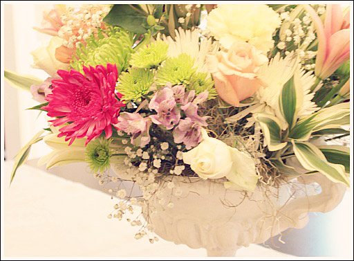 How to arrange flowers from Jennifer Decorates.com