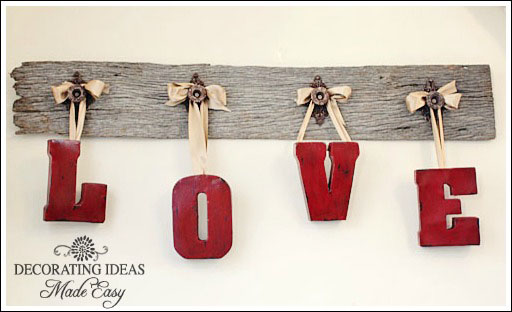 valentine craft ideas using letters for fun valentine decorating ideas
