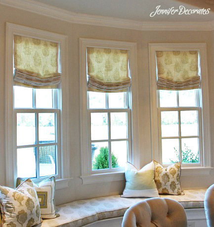 Window valance ideas - Window treatment ideas pictures ...