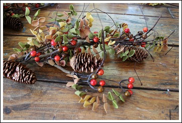 Wreaths for fall from Jenniferdecorates.com