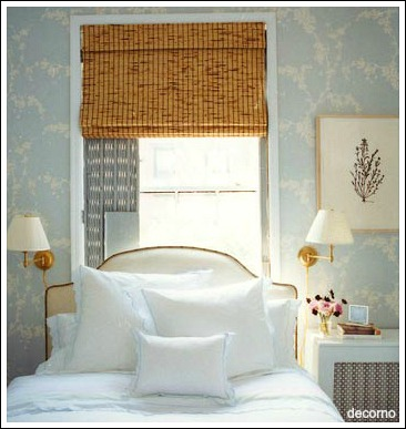 Simple Window Treatments With Blinds Curtain Ideas