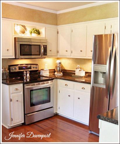 7 conseils pour accessoiriser une cuisine de Jenniferdecorates.com