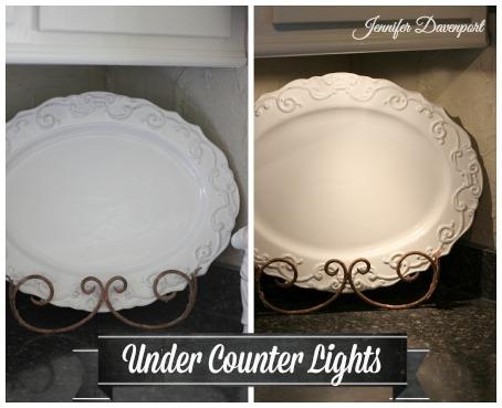 Accessoiriser une cuisine de Jennifer Decorates.com