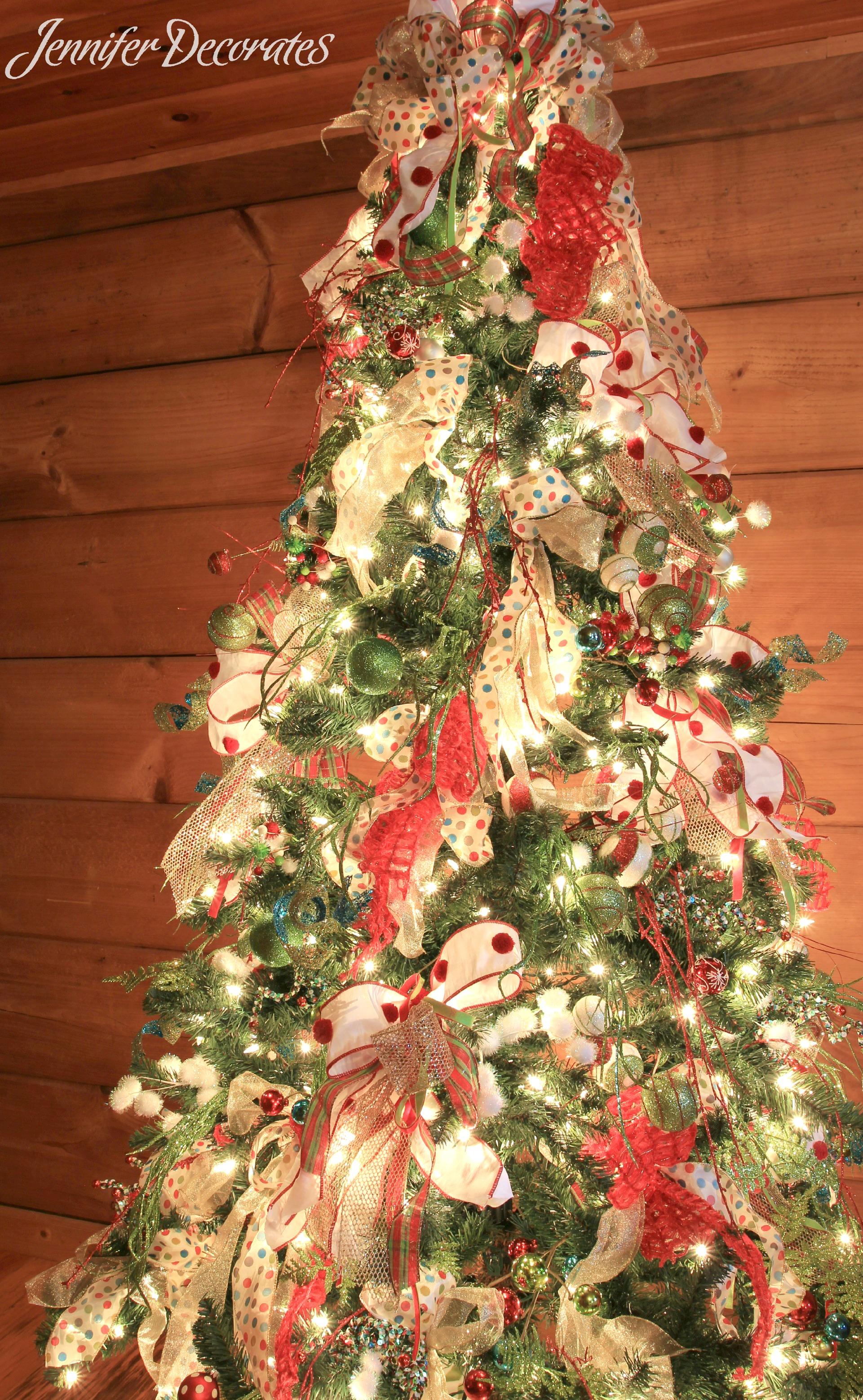 Dining Room Dark Romantic: Country Christmas Decorating Ideas