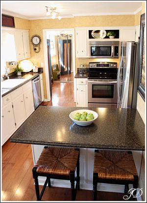 Accessoiriser une cuisine - Idées de Jenniferdecorates.com